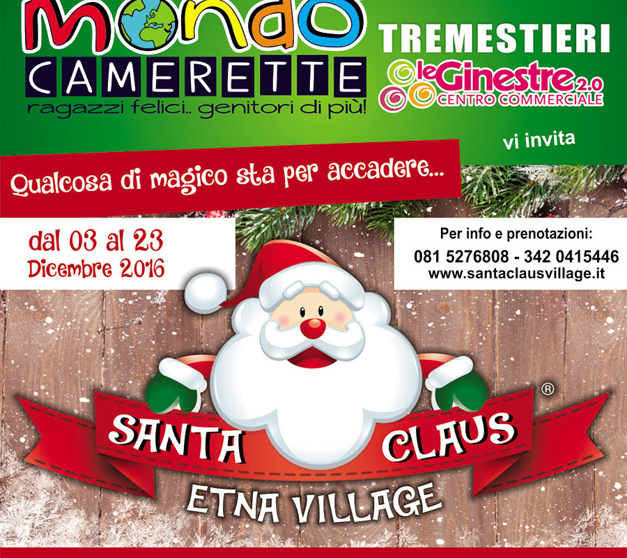 santa claus etna village