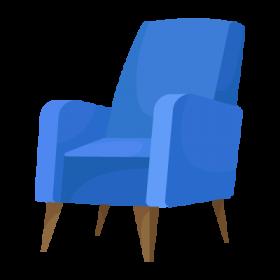 poltrana-blu